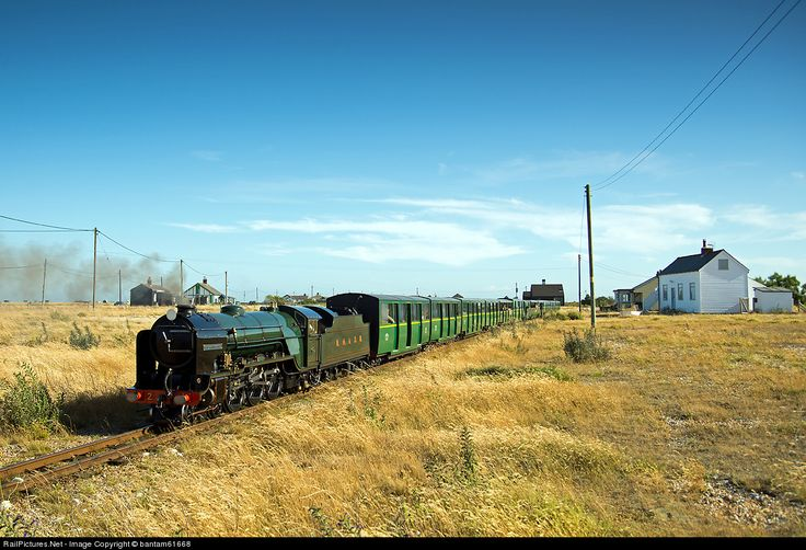 RailPictures.Net Photo: 2 Romney Hythe & Dymchurch Railway Steam 4-6-2 at Dungeness, United Kingdom by bantam61668