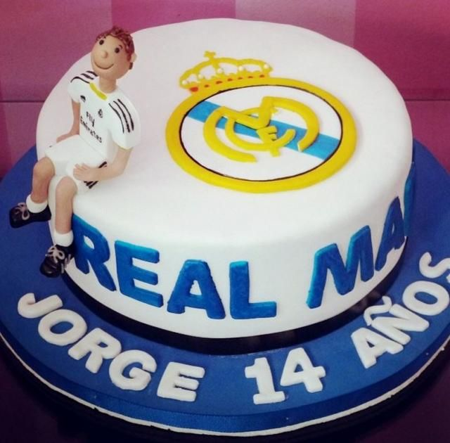 real madrid cake - Buscar con Google
