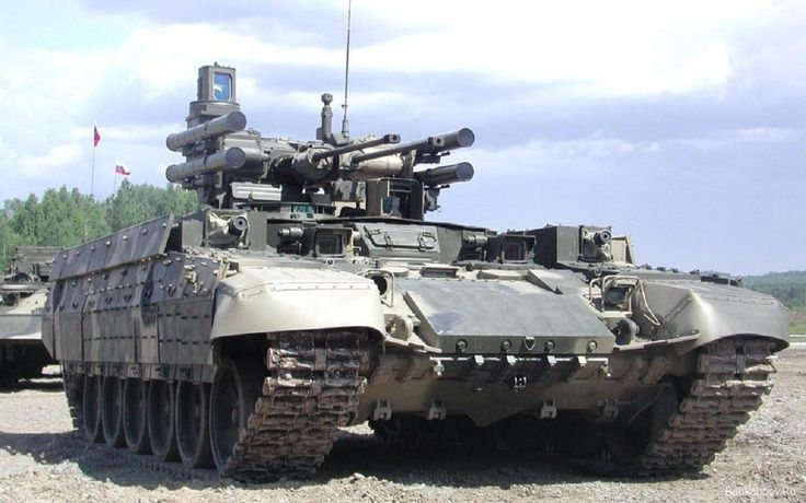BMPT Tank Support Combat Vehicle (Russia)