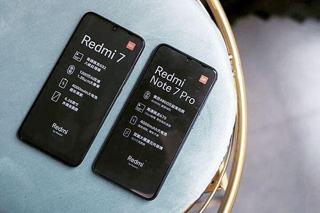 Xiaomi Redmi Note 7 Pro 6 3 Inch 4g Lte Smartphone Snapdragon 675 4gb 64gb 48 0mp5 0mp Dual Ai Cameras Miui 10 Quick Charge In Display In 2020 Xiaomi Note 7 Smartphone