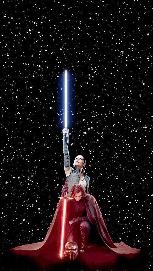 Pin by Sondra on Reylo Star wars wallpaper, Star Wars