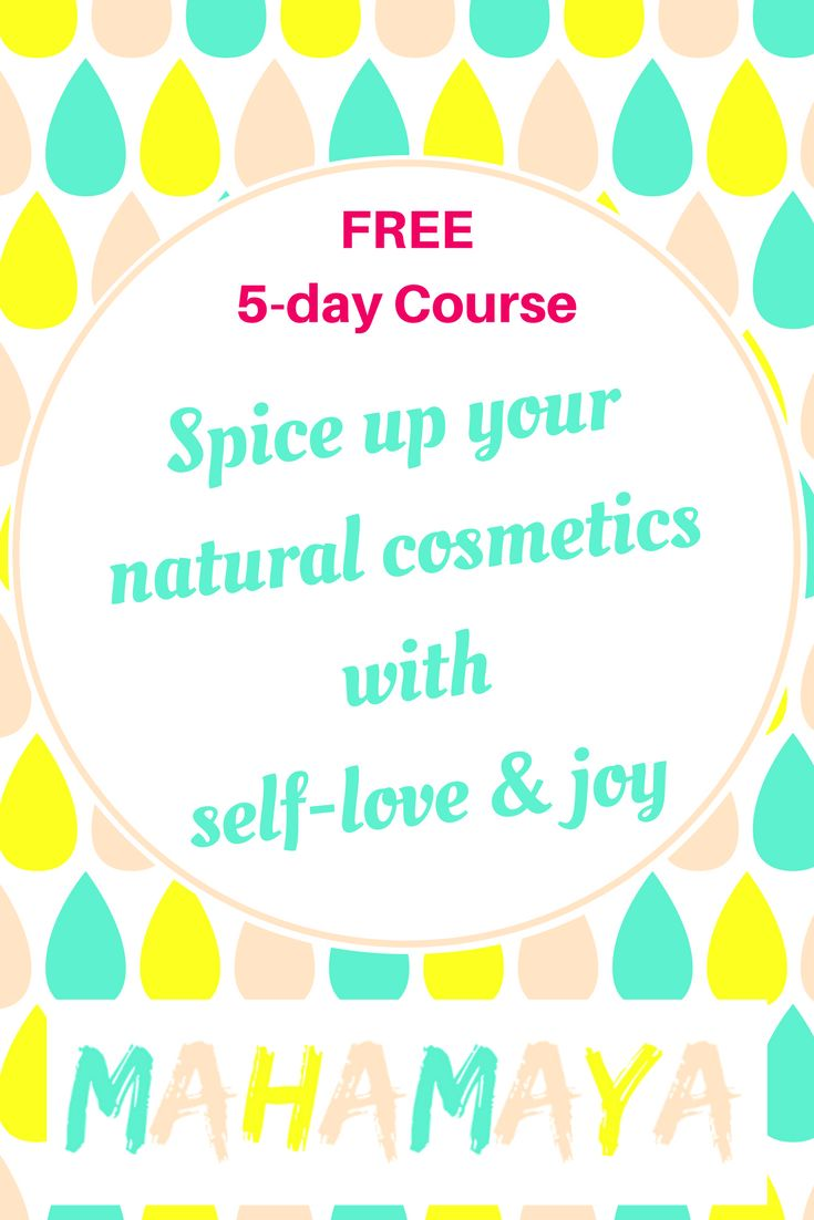 Spice Up your DIY beauty products & natural cosmetics with self-love and joy. Get a DIY natural body cream recipe with coconut oil, shea butter, cacao butter. Improve your self-confidence, boost your self-esteem and harness self-love with joy.