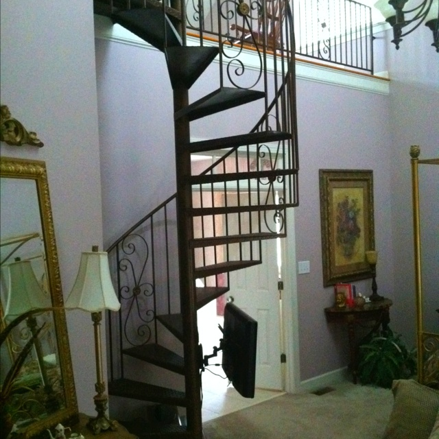 Best 77 Best Spiral Other Stairs Images On Pinterest Spiral 400 x 300