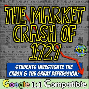 Great Depression & Stock Market Crash of 1929! Explore EIGHT ways the Great Depression impacted life!