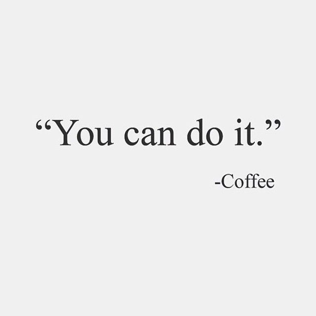 You can do it! - @cocoscrub