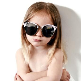 Mini Marble Sunglasses