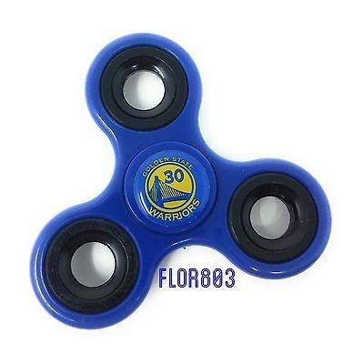 Stephen Curry #30 NBA Golden State Warriors Fidget Hand Spinner- IN STOCK
