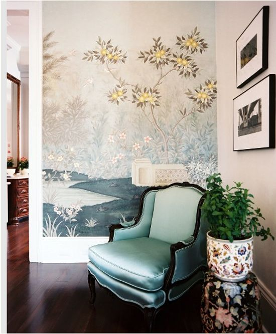 446 Best Ideas For Wall Murals Images On Pinterest