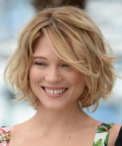 Ever Beautiful Wind Blown Short Layered Hairstyles 2018 Short