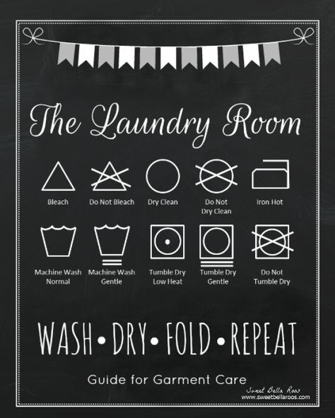 Guide To Laundry Poster The 25 Best Laundry Room Printables Ideas On Pinterest  Laundry