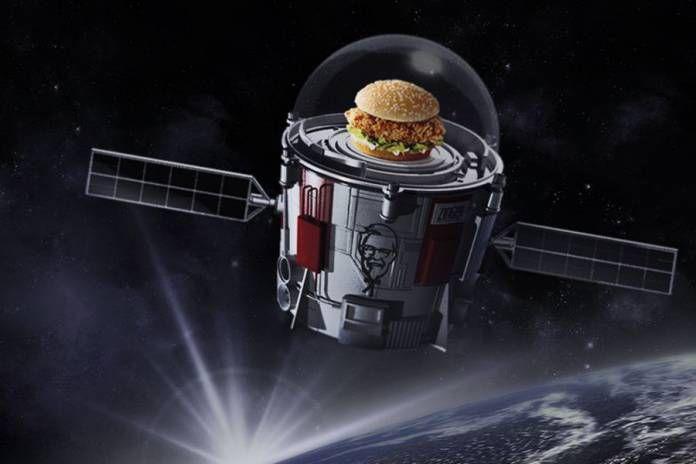 Για ποιον λόγο ένα σάντουιτς με κοτόπουλο θα… ταξιδέψει στο διάστημα;