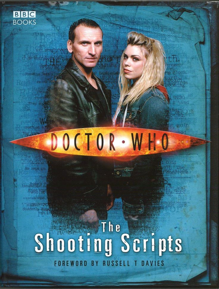 Doctor Who (2005) Season 1 The Shooting Scripts