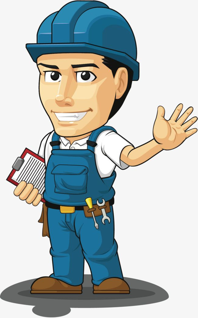 Cartoon Worker Looking At Engineering Drawing Png Material At Construction Site Worker Clipart Brick Cartoon Png Transparent Clipart Image And Psd File For F Sand Drawing Cartoon Drawings Kids Background