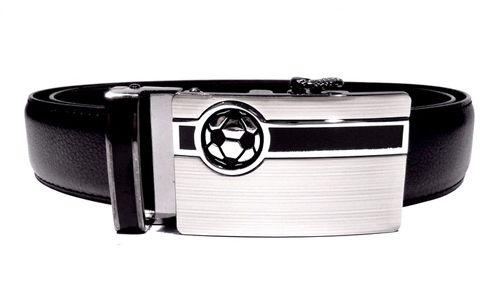 Kožený pásek Carro pro všechny fotbalisty. Speciální design v limitované edici a špičkové provedení s automatickým zapínáním.