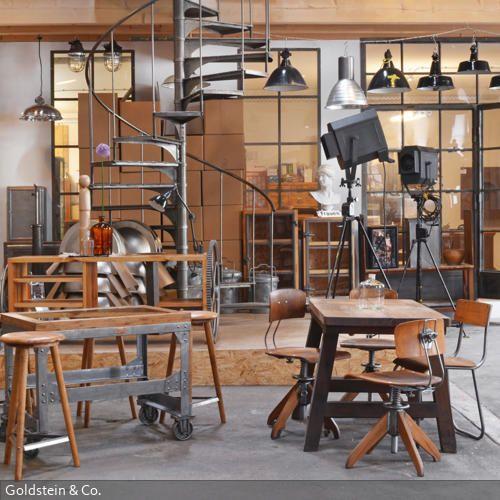 industrielle stil wohnung stunning industrielle stil wohnung gallery house design ideas design. Black Bedroom Furniture Sets. Home Design Ideas