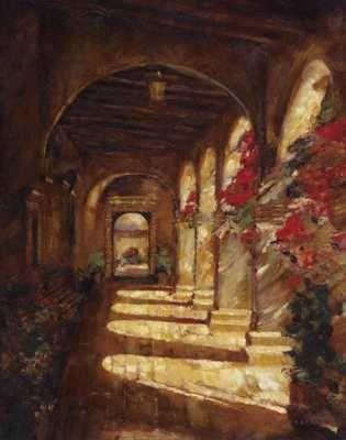 Salle De Lumiere by  Rutherford,Tuscan Art gailmencini.com
