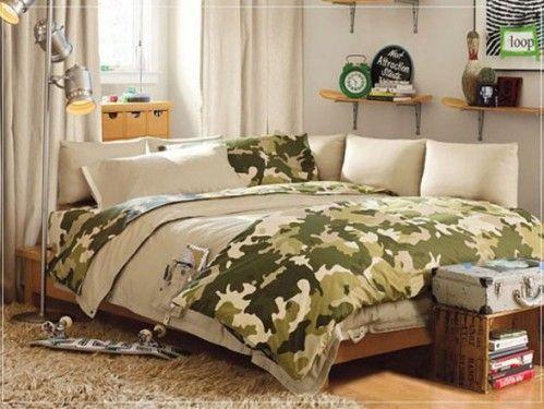 10 Contemporary Teenage Boys Bedroom Design Ideas