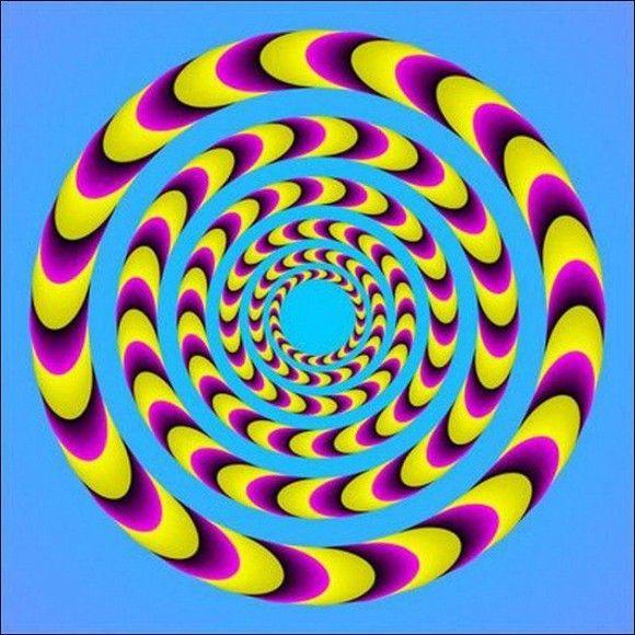 all kind of visual illusions