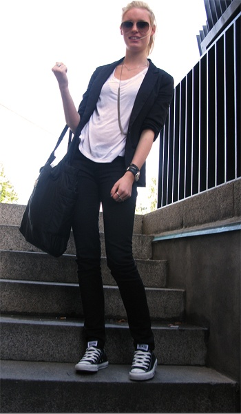 Casual streetchic