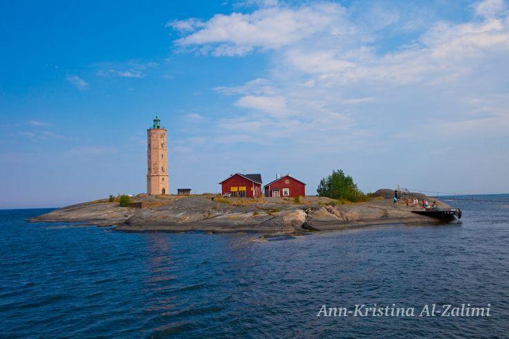 by Ann-Kristina Al-Zalimi, finland, porvoo, söderskär, lighthouse, island, majakka