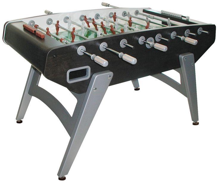 Garlando G5000 Wenge on uutuus pöytäjalkapallopöytä. Tyylikäs valinta!