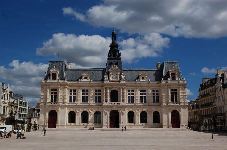 Hôtel de Ville de Poitiers (Vienne)
