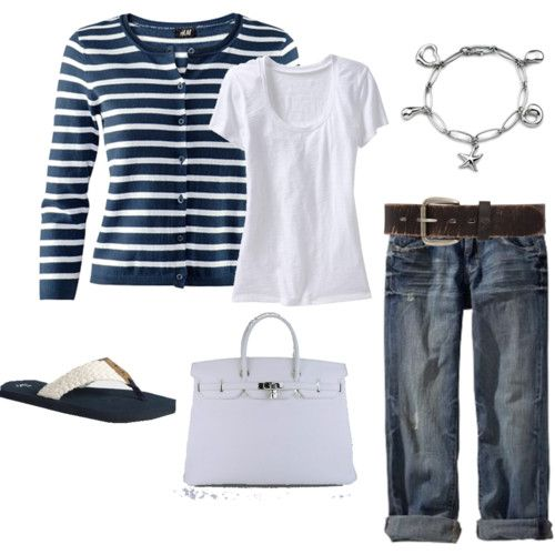 :): Weekend Outfits, Old Navy Outfits, Spring Summ, Nautical Outfits, Summer Outfits, Casual Outfits, Navy Women, Spring Outfits, Blue And White