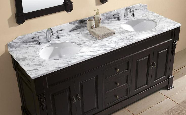 1000 ideas about bathroom vanities without tops on - Discount bathroom vanities without tops ...