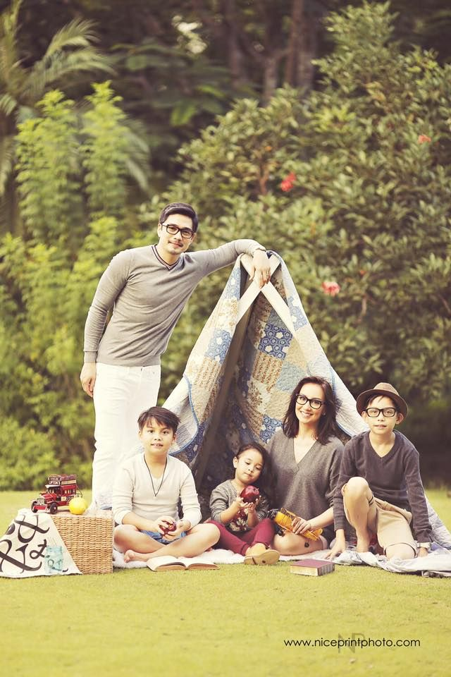 James blanco castillo and family nice print photography props and styling by something pretty