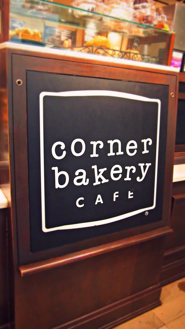 The Corner Bakery Chicago - had breakfast there yesterday morning