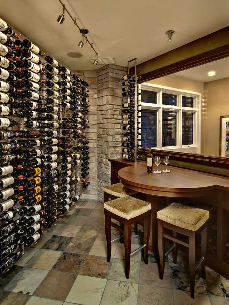 Delightful Wine Cellar London Roselawnlutheran - Wine cellar decorating ideas