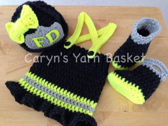Crochet Pattern For Baby Fireman Hat : 1000+ images about Crochet Baby Fireman on Pinterest ...