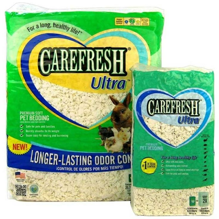 CareFresh CareFresh Ultra Pet Bedding this is much more