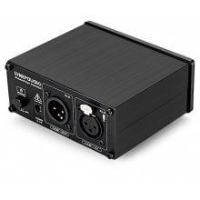 LINEPAUDIO A963 Phantom Power Supply for Condenser