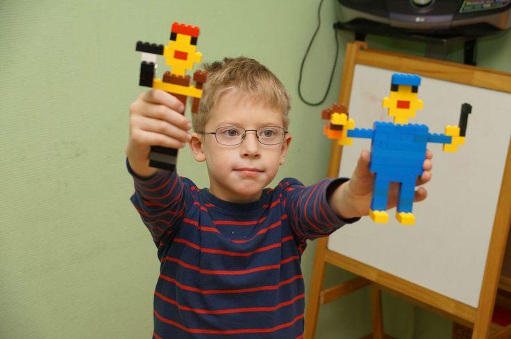 Лего-персонажи