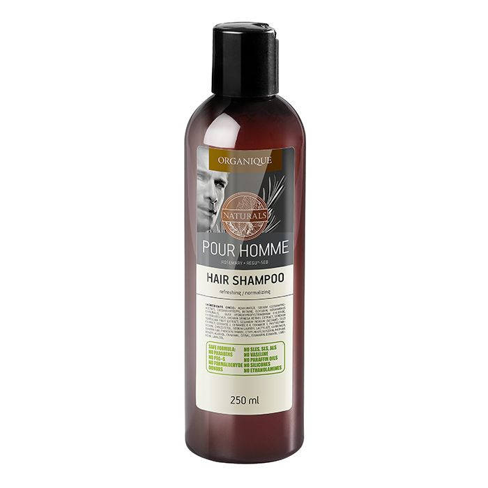 Pour Homme Hair Shampoo