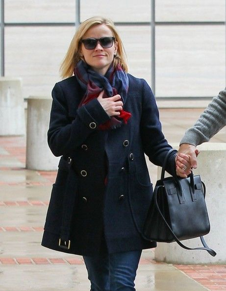 Reese Witherspoon - Reese Witherspoon and Her Husband Out in LA