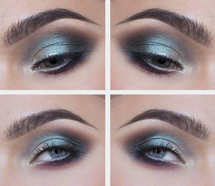 Choosing the Perfect Eye Shadow for Gray Eyes