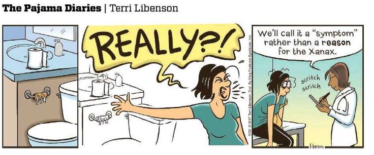The Pajama Diaries | Terri Libenson - The Plain Dealer