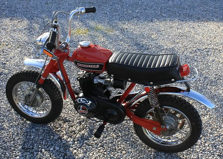 1971 Rupp Roadster 2 Mini Bike