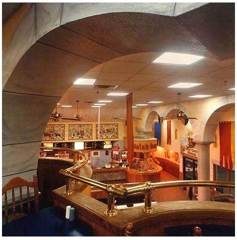 Burger King Castle Meriden Connecticut Interior Jester S Courtyard Pinterest Vintage Ceiling Fans And