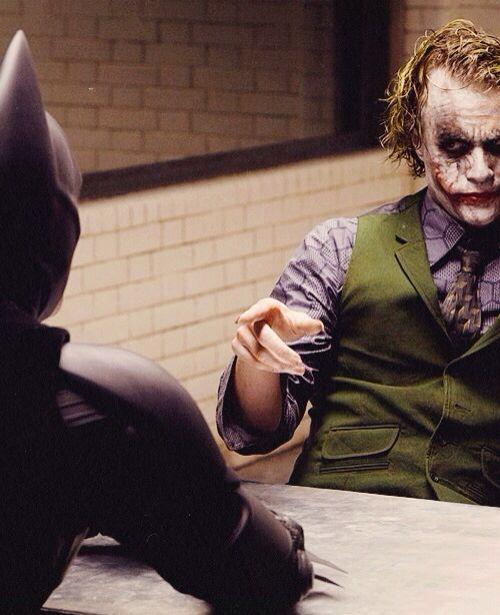 47 Best The Dark Knight Images On Pinterest