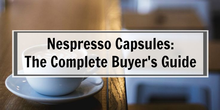 When you buy a Nespresso you aren't just buying the machine - you're buying the capsules. We look at varieties, cost, alternatives & more.