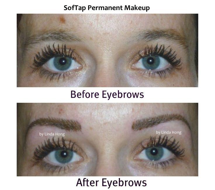 33 best images about SofTap Permanent Makeup on Pinterest
