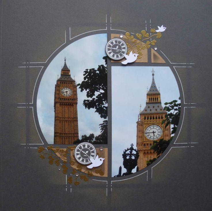 Big Ben layout by Celine