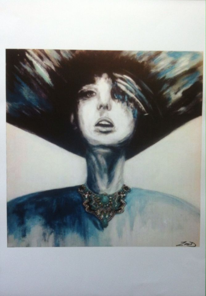 Art print- Buy here: http://zaramcdaidartshop.tictail.com/product/print-1284127