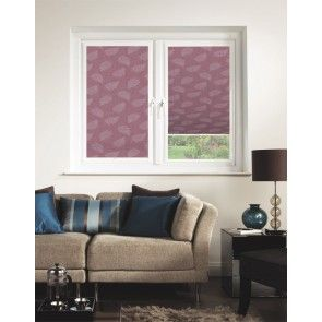 Autumn Leaf ASC Cherry Perfect Fit Pleated Blind