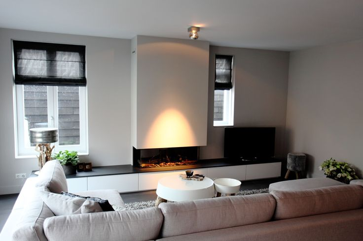 open haard/fireplace