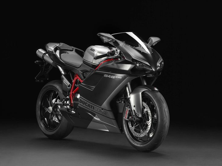 2013 Ducati Superbike 848 EVO Corse SE...one of the two bikes I would ride.