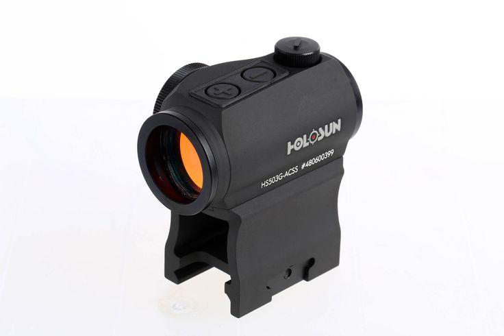Holosun Paralow HS503G Red Dot Sight - ACSS Reticle - HS503G-ACSS